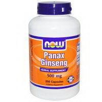Now Foods Panax Ginseng