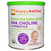 Nurture Inc Brown Rice Baby Cereal