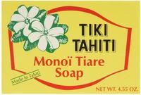 Monoi Tiare Tahiti Coconut Oil Soap