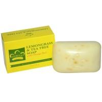 Nubian Heritage Lemongrass Tea Tree Soap