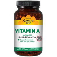 Country Life Vitamin A