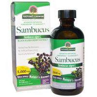 Nature's Answer Sambucus 120 ml