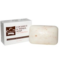 Nubian Heritage Coconut Papaya Soap