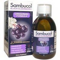 Sambucol Black Elderberry Original Formula