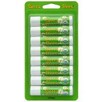 Sierra Bees Lip Balms Mint Burst