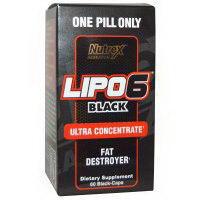 Nutrex Lipo 6 Black Ultra Concentrate