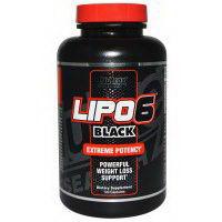 Nutrex Lipo6 Black Extreme Potency