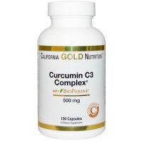 CGN Curcumin C3 Complex 120