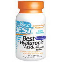 Doctor's Best Hyaluronic Acid Chondroitin