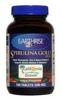 Earthrise Spirulina Gold Plus
