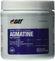 GAT Agmatine Unflavored Powder
