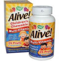 Nature's Way Children's Chewable Multi-Vitamin Berry