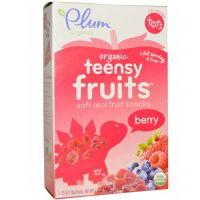 Plum Organics Teensy Fruits Berry
