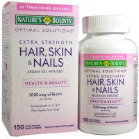 Nature's Bounty Hair Skin Nails