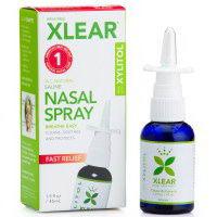 Xylitol Saline Nasal Spray