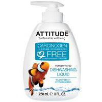 ATTITUDE Dishwashing Liquid Wildflowers