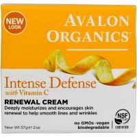 Avalon Organics VC Renewal Cream