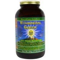 HealthForce Nutritionals Vitamineral Green