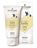 ATTITUDE Blooming Belly Stretch Oil