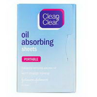 Clean & Clear, Oil Absorbing Sheets