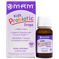 MRM Kids Probiotic Drops