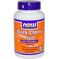 Now Foods Black Cherry Fruit