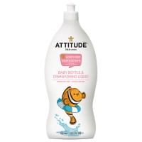 ATTITUDE Baby Bottle Dishwashing Liquid