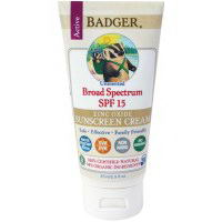 Badger Company Zinc Oxide Sunscreen