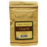 Just a Leaf Organic Tea Oolong Tea