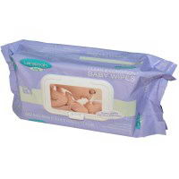 Lansinoh Clean Condition Baby Wipes