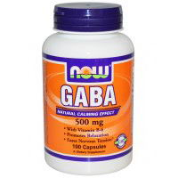 Now Foods GABA