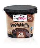 FlapJacked Mighty Muffin Chocolate