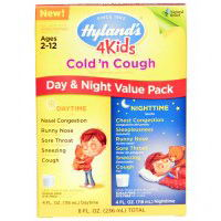 Hyland's Cold 'n Cough Day Night