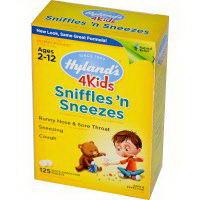 Hyland's Sniffles 'n Sneezes