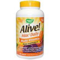 Nature's Way Multi-Vitamin No Iron