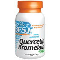 Doctor's Best Quercetin Bromelain