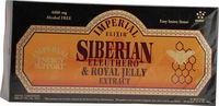 Imperial Elixir Siberian Eleuthero Royal Jelly