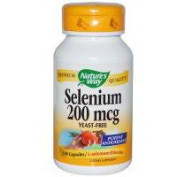 Nature's Way Selenium