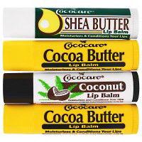 Cococare Lip Balm Set