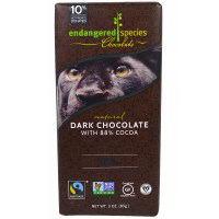 Endangered Species Chocolate Dark Chocolate