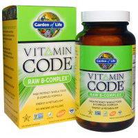 Garden of Life Vitamin Code B-Complex