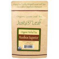Just a Leaf Organic Tea Loose Leaf Tea