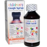 NatraBio Children's Cough Syrup y