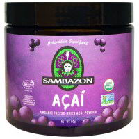 Sambazon Freeze-Dried Acai Powder