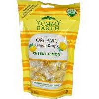 YumEarth Lemon Drops